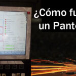 ¿ Cómo funciona un Pantógrafo CNC?