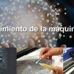 Mantenimiento de la máquina láser