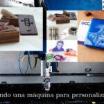 ¿Estás buscando una máquina para personalizar productos?